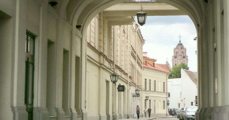 Vilnius aciu!- czyli moje zapiski z Wilna