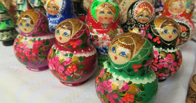 Litwa- gdzie za matrioszkę płacisz w euro