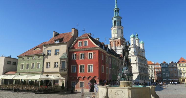 Poznaj Poznań i daj się pozytywnie zaskoczyć- (foto)relacja ze stolicy Wielkopolski