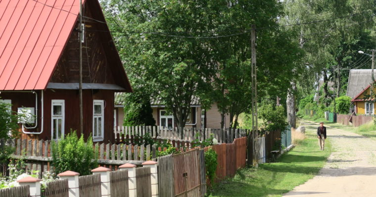 Wzdłuż białoruskiej granicy- Supraśl, Krynki, Kruszyniany, Ozierany Wielkie i Małe