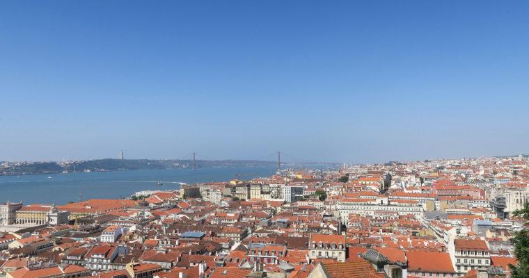 Lizbona- do zakochania (nie)jeden WIDOK