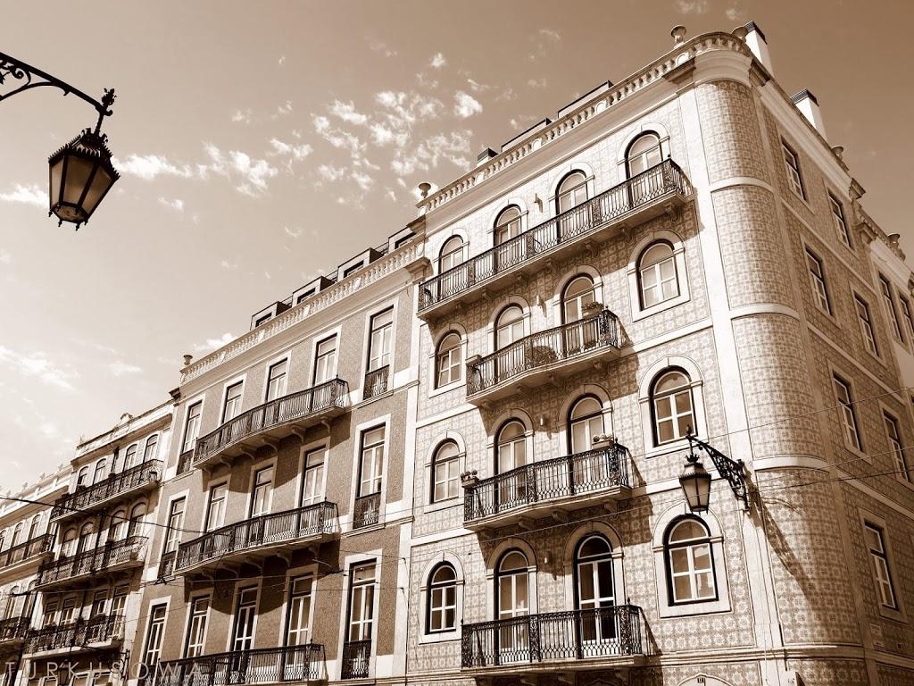 Lizbona na retro fotografiach
