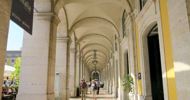 Przewodnik po Lizbonie #1: Baixa i Chiado