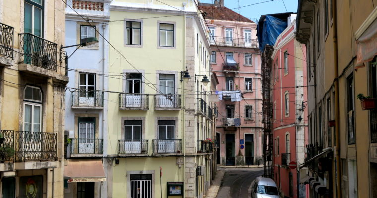 Przewodnik po Lizbonie #2: Bairro Alto, Estrela, Santa Catarina