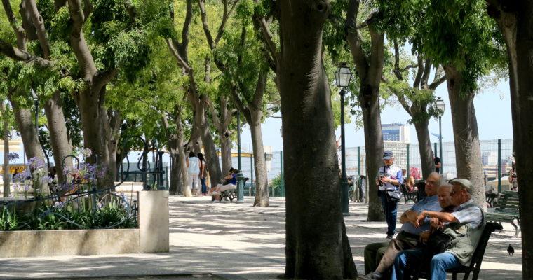 Przewodnik po Lizbonie #3: Rossio, Avenida da Liberdade i Park Edwarda VII