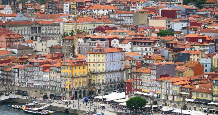 Chodź ze mną na spacer po Porto!