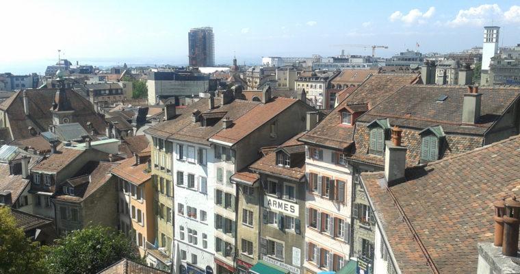 Szwajcaria w kalejdoskopie, czyli przegląd największych miast