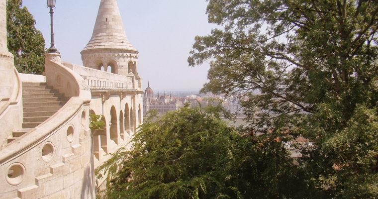 Co mi Budapeszt szeptał do ucha- czyli jednodniowy pobyt w stolicy Węgier