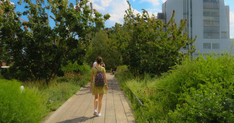 Dlaczego wszystkie parki powinny być takie, jak te w Nowym Jorku?