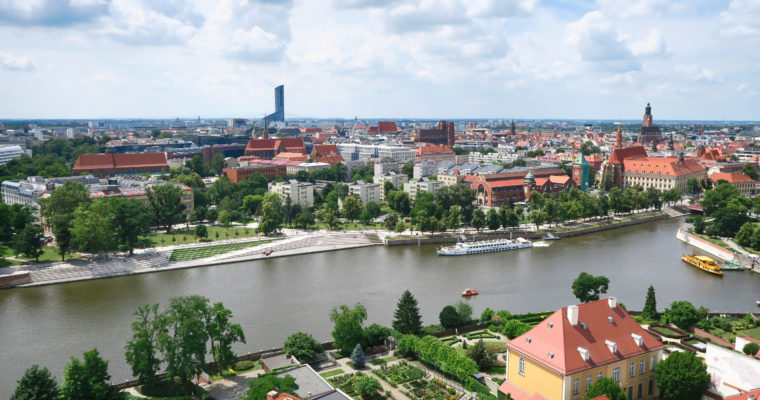Spacer po Wrocławiu I: Powrót do początków