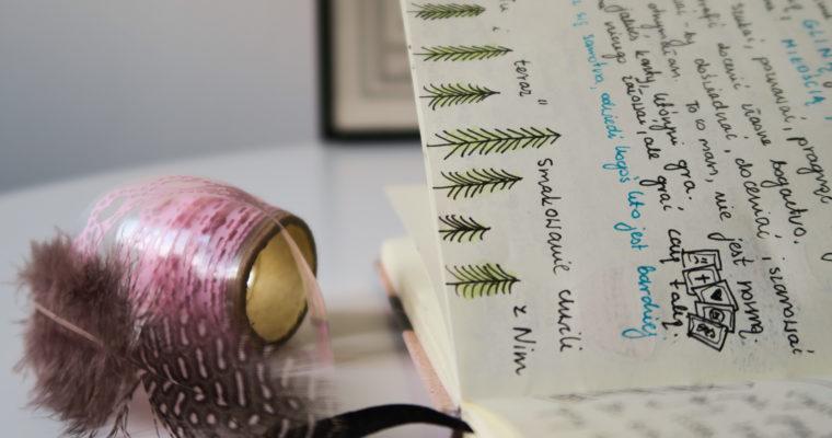 Scrapbooking dla początkujących- notatnik z podróży