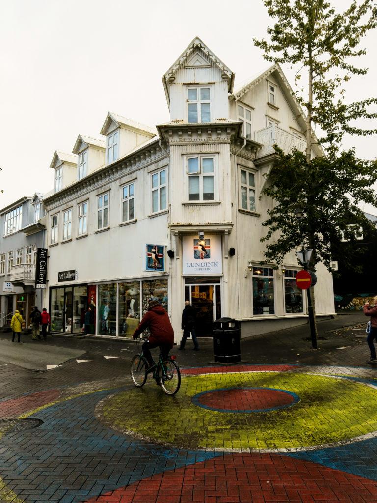 Reykjavik- najbardziej kolorowa stolica Europy