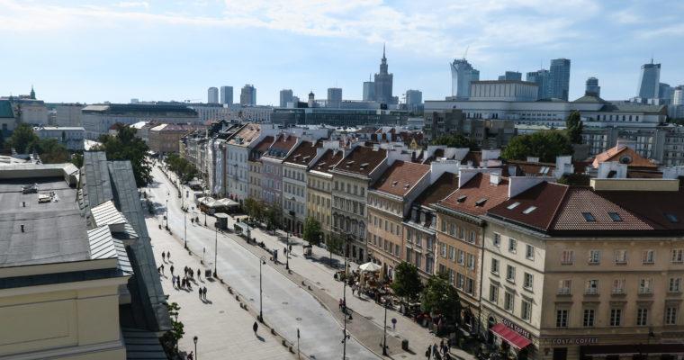 Spacerem po Warszawie, czyli stolica i okolice na weekend